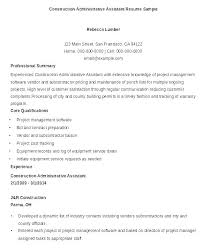 Administrative Assistant Skills Beauteous Resume Of Administrative Assistant Foodandmeco