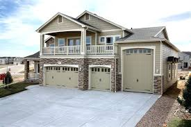 house plans with garage attached elegant apartment over designs of small rv awesome best