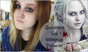 zombie dead eyes makeup tutorial inspired by liv from izombie awkgingy you