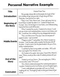 Personal Experience Essay Example Magdalene Project Org