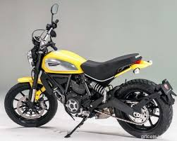 ducati scrambler icon price in india specifications review