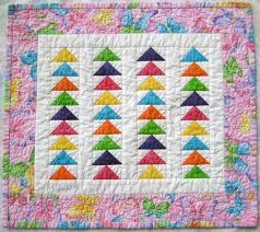 My Good Ol' Summertime Mini Quilt - Quilting Gallery /Quilting Gallery & summertime-mini-quilt-front Adamdwight.com