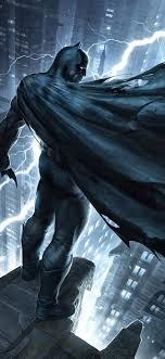 Dark Knight Cape 4k Iphone XS,Iphone ...