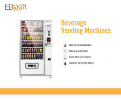 Vending Machine Return On Investment Gorgeous Beverage Vending Machines For Sale Factorydirect Price