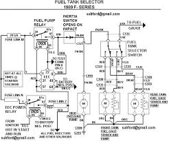 wiring diagram 2003 ford f 150 the wiring diagram 89 f 350 fuel guage pump wire colors ford truck enthusiasts forums
