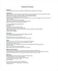 Sample Resume For Radiologic Technologist Philippines Best of Sample Resume Radiologic Technologist Medical Technologist Resume