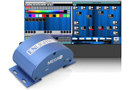 Usb To Dmx Interface With Lighting Software Mega Lite Enlighten Lighting Control Software With Usb To Dmx Interface