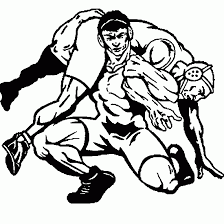 Small Picture 6 Perfect Wrestling Coloring Pages ngbasiccom