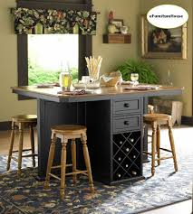 brilliant work table kitchen island with seating oak black counter black kitchen island table ideas