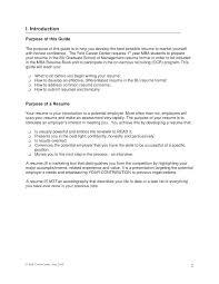 Formate Of Resume Best Sample Resume Format Resume Format Doc Best