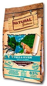 <b>Natural Greatness Field &</b> River Complete Dry Food for Cats – 2000 gr