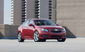 2014 Chevrolet Cruze: Gasoline, Diesel, Now Natural Gas (Bi-Fuel ...