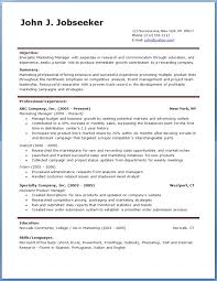 Download Microsoft Word Resume Templates Free – Docs Template