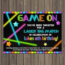Free Laser Tag Invitation Template 38 Best Lasertag Birthday Party Ideas Images Birthday Party Ideas