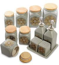 TJ-01 <b>Набор керамических банок</b> — купить в интернет-магазине ...