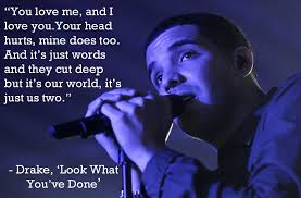Love Lyrics Quotes Impressive 48 Drake Lyrics That Will Give You All The Feels Capital XTRA