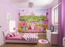 Little Girls Princess Bedroom | Your Daughter's Bedroom With Purple And  Pink Disney Princess Bedroom .