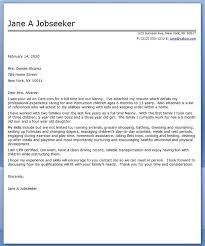 nanny cover letter sample nanny cover letter sample in babysitting cover letter cover letter for babysitting job