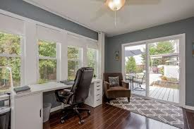 ... your very own home office. Photo via home on Zillow. Click to see on  Zillow Digs.