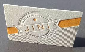 Letter Press Business Card Unique Letterpress Business Cards Ultralinx