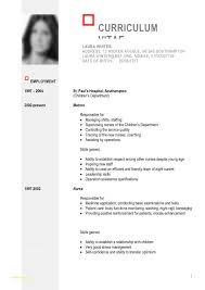 Resume Cv Format Download And Resume Format For Job Job Resume