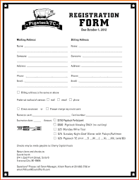 printable registration form template registration form template registration pigstock tc jpg