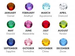 What Is The Birthstone Chart Diamond Brothers Jewelers Birthstones