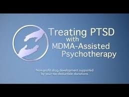 Treating Ptsd With Mdma Assisted Psychotherapy 3d Motion Graphic