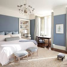 Blue Bedrooms Impressive Decorating