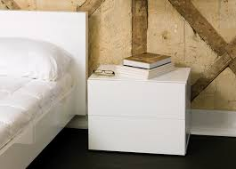 white rustic bedside tables white bedside cabinet edward hopper table bed on white round bedside table