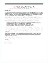 cover letter for rn job cover letter rn new grad