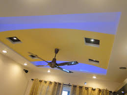 Photo 4 of 8 Modern Interior Roof Design 2017 Of 35 Latest Plaster Of Paris  Designs Pop False Ceiling Design