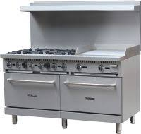 Commercial gas range Luxury Black Diamond Bdgr6024gng 60in Gas Rangegriddle Combo Burners Restaurant Depot Commercial Gas Ranges Restaurant Equipment And Supplies Online