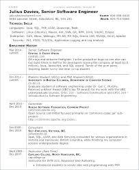 Fresher Resume Sample For Software Engineer Best Of Software Engineer Resume Format Betogether