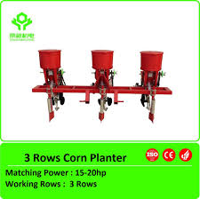 garden seed row planter. Small Tractor Corn Planter 3-rows Seed For Sale - Buy Planter,Small Planter,Corn Garden Row