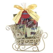 candy chocolate gifts ghirardelli gold glitter sleigh holiday gift set 11street msia chocolates sweets