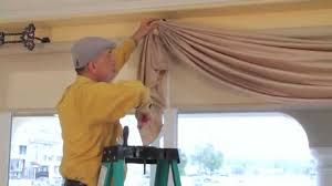 36 diy dry luxurious window treatments with valances swags scrolls and holdbacks you