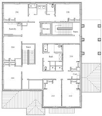 housing floor plans. Floor Plan B: 2nd Housing Plans