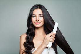 using argan oil on your hair before you