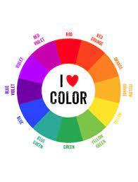 Interactive color wheel generator & chart online. Printable Color Wheel Mr Printables
