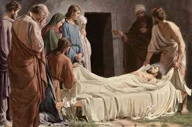 Image result for Pictures of Christ being buried