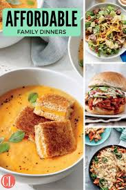 Cost Of Light And Easy Meals Easy Affordable Family Recipes Affordable Healthy Meals
