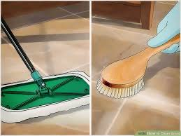 image titled clean grout step 1