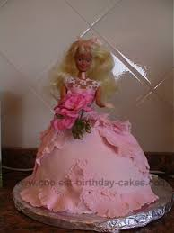 12 Coolest Doll And Barbie Cake Ideas