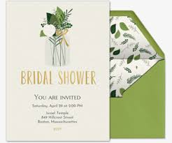 design templates for invitations free bridal shower invitations evite com