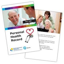 Personal Health Records Help Keep Your Medical Information Handy