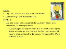 Secret Life Of Bees Quotes Mesmerizing The Secret Life Of Bees The Color Purple And The Bell Jar Ppt
