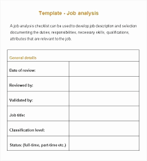 job safety analysis template job safety analysis template excel awesome training plan template