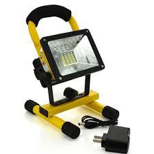 <b>Portable</b> IP65 24LED <b>30W Flood Light</b> Waterproof Spotlights ...