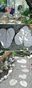decorative stepping stones 7 making for garden lovely stone